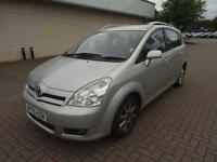 2005 Toyota Corolla Verso 2.2 D-4D T Spirit***7 SEATER + LOW MILES 93K***