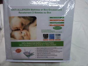BED BUG MATTRESS AND BOX SPRING ENCASEMENT,Waterproof