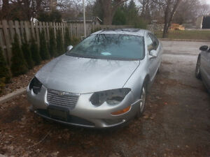 03 Chrysler 300M Special Parts car