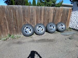 Mazda B4000 Factory Truck Tires and Rims
