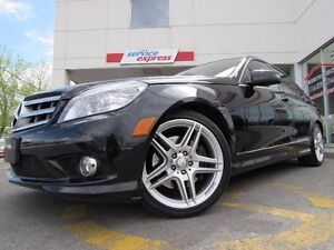 Mercedes-Benz C-Class C350 4MATIC LUXURY PACKAGE 2010