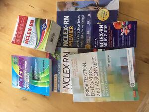 NCLEX study materials