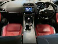 2016 66 JAGUAR F-PACE 2.0 R-SPORT AWD 5D 178 BHP DIESEL