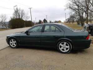 2001 Lincoln LS Only 87000 km and Beautiful