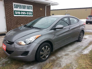2012 Hyundai Elantra AUTO AIR BLUETHOOTH Sedan