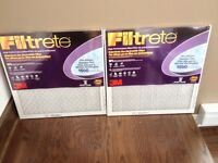 FILTRETE AIR FILTER (1500 grade filter) - 20X20 INCHES