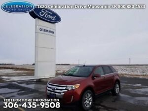 2014 Ford Edge Limited  Fully Loaded!