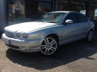 2007 (07) Jaguar X-TYPE 2.2D Sport *FSH* (Finance Availavle)