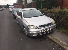 Vauxhall Astra Eco4 diesel 1.7 only £30 road tax