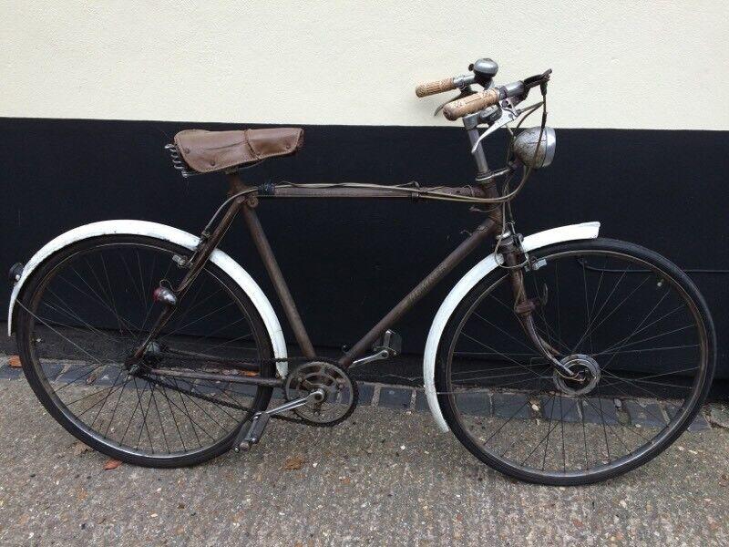 1952 Humber Bicycle (Coronation Year)