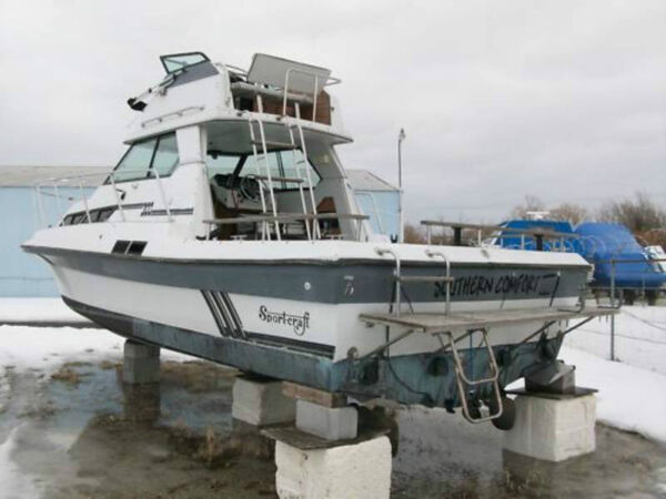 Used 1989 Starcraft 300 OFFSHORE /SPORT FISHERMAN/BEST OFFER NEEDS TO