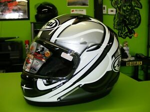 ARAI - Signet Q - Zero Silver - Large at RE-GEAR