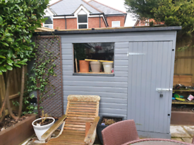 Free Garden shed 6ft x 10ft