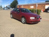 Alfa Romeo 156 2.0 T.Spark Turismo 4dr ONLY 1 OWNER- AUTOMATIC