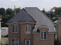 WEATHER-TITE 514-825-3083 PRICE Certified BP ROOFER Toiture COST