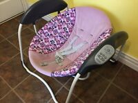 Graco Battery Baby Glider with music