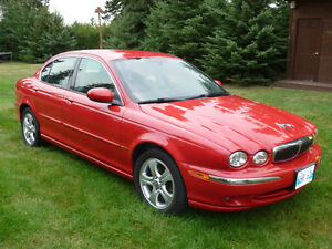 2002 Jaguar X-TYPE 3.0L AWD Sedan