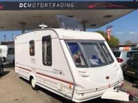 Sterling Stirling Eccles Amber 2 Berth Caravan 2000