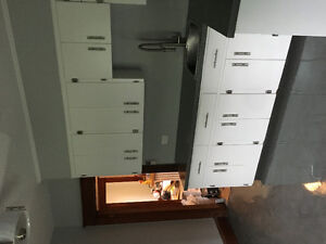 3 bedroom (or 2 with living room) for rent asap
