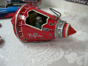 Vintage Tin Toys  - FROM PAST TIMES Antiques & Coll -1178 Albert