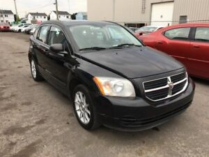 Dodge Caliber SXT 2009, FINANCEMENT MAISON