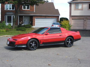 1984 Trans Am for sale