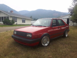 1992 Jetta - VR6 conversion