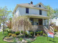 OPEN HOUSE at 269 BROCK ST. S onSAT, MAY 23 from 1 p.m TO 3 p.m