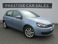 2011 Volkswagen Golf 2.0 TDI Match 5dr Diesel blue Manual