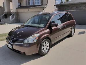Exceptional - 2007 Nissan Quest SE Minivan, Van