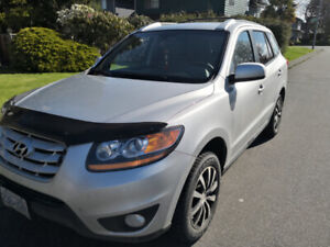 2011 Hyundai Santa Fe SUV, Crossover
