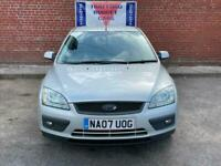 Ford Focus 1.6 2007 5 door manual good cheap car priced to sell call for info.