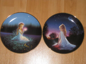 Fairy Plates ~ Set Of 6 ~ All For $50
