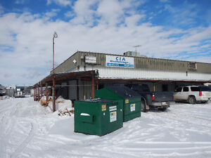 3600 square feet of Commercial space in Morinville for rent.
