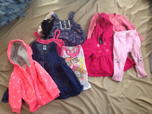 77+ items!! 3-12 month baby girl lot