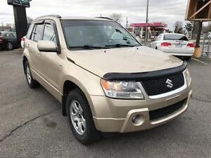 Suzuki Grand Vitara 4WD 4dr Auto JLX-JAMAIS ACCIDENTER 2008