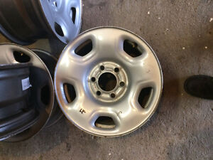 "17"" Wheels For Sale Strathcona County Edmonton Area image 2"