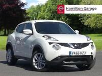 2017 Nissan Juke 1.2 DiG T N Connecta 5dr 5 door Hatchback