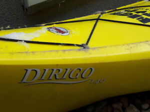 14 ft Old Town Dirago Kayak