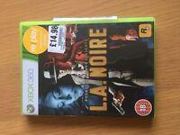 Xbox game LA Noire