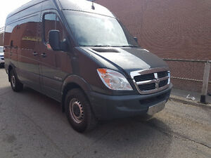 2009 Dodge Sprinter 2500 12 Passnger seating Minivan, Van