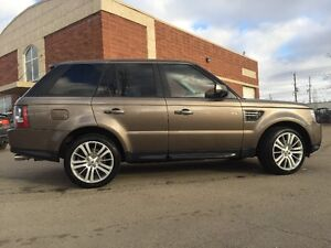 2010 Land Rover Range Rover Sport HSE SUV, Crossover