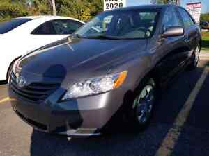 2008 Toyota Camry Safety and E-test