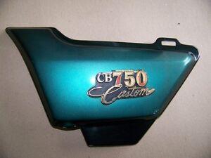 LOTS DE PIÈCES USAGÉE     HONDA 750 CB CUSTOM 1980-82