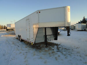24' C-JAY GN ENCLOSED NEW