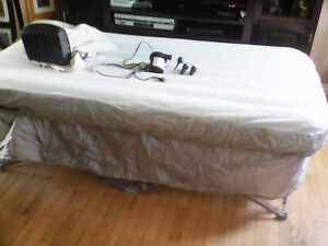 Woods BYO Bed (cot) with legs