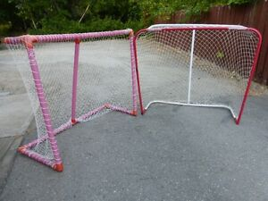 Street Hockey nets