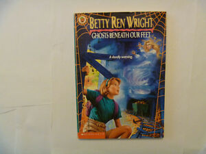 BETTY REN WRIGHT - Ghosts Beneath Our Feet