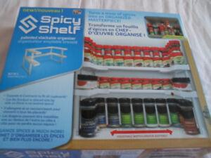 Spice Shelf New
