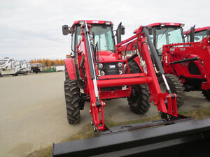 2017 TYM T654 Tractor and Loader St. John's Newfoundland image 2